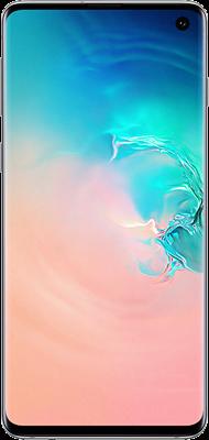 Galaxy S10: White