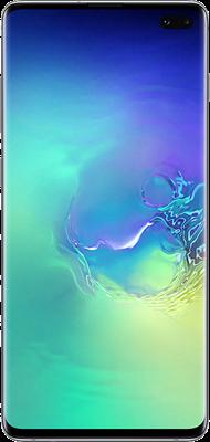 Galaxy S10 Plus: Green