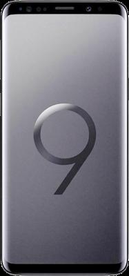 Galaxy S9: Black