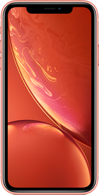 iPhone XR: Pink
