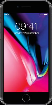 iPhone 8: Grey