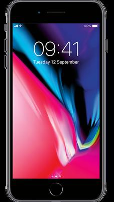iPhone 8 Plus: Grey