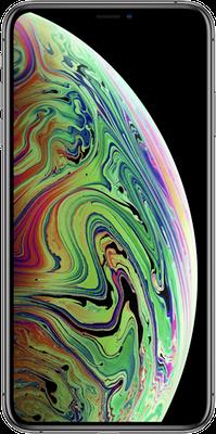 iPhone XS Max: Grey